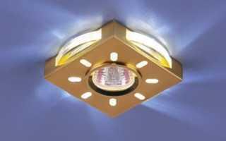 Софиты потолочные: светодиоды и шины для натяжных и подвесных потолков