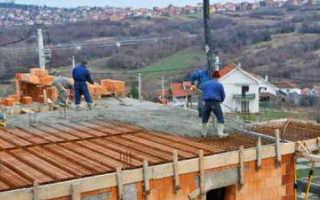 Потолочное перекрытие: разновидности конструкций и особенности возведения