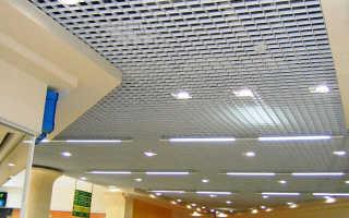 Виды подвесных потолков: типы навесных конструкций, материалы, разновидности, из чего состоит, как называется