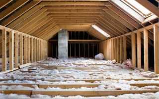Чем утеплить потолок в доме: какие материалы лучше и как с ними обращаться