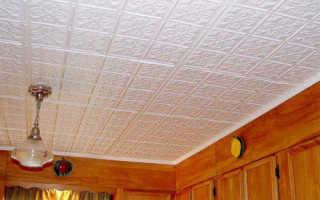 Какой потолок сделать на кухне: самые популярные варианты