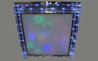 Люстра потолочная с пультом управления: особенности системы освещения