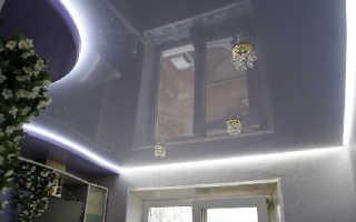 Парящие натяжные потолки: воздушные конструкции в интерьере