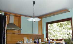Натяжные потолки для кухни: изучаем отзывы о них на форумах
