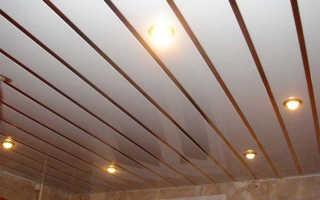Реечный потолок Албес: характеристики, преимущества и монтаж подвесной конструкции