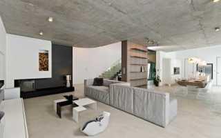 Крепление люстры к бетонному потолку, а также утепление и отделка поверхности