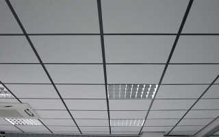 Панели потолочные с комплектующими Армстронг: технические характеристики панелей для подвесного потолка Armstrong