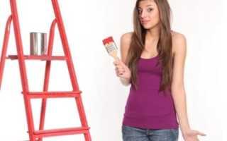 Чем покрасить потолочную плитку: водоэмульсионная и акриловая краски