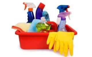Чем мыть натяжные глянцевые потолки: выбор моющих средств и порядок работы