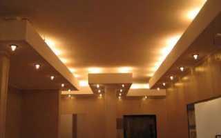 Декоративные потолки – особенности выбора и монтажа