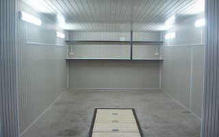 Какая высота потолка в гараже самая оптимальная