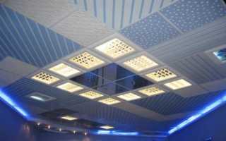 Современные потолки и их виды: клеевые, подвесные, натяжные, комбинированные