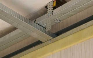 Подвес потолочный: какие бывают подвесы для потолка, как крепить металлический подвес для гипсокартона, тяга для подвесного и натяжного потолка на подвесах