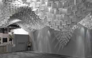 Серый потолок в интерьере: эффектные сочетания и стильные детали