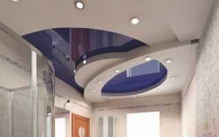 Профиль ПВХ для натяжных потолков — особенности и советы по установке