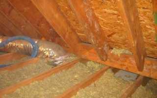 Утепление потолка опилками: приготовление натуральных составов и методы их укладки