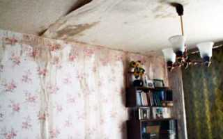 Как отремонтировать потолок своими руками: кейсы действий для разных ситуаций