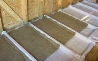 Утеплитель потолка дома: выбор и техника применения популярных теплоизоляторов