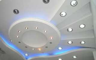 Ремонт потолка своими руками: техника монтажа потолка из гипсокартона
