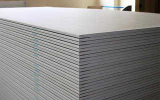 Возможная толщина гипсокартона для потолка, какой размер листа потолочного материала, фотографии и видео