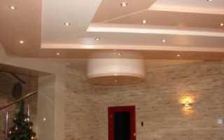 Многоуровневые натяжные потолки своими руками: советы для начинающих мастеров