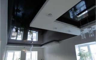 Потолки натяжные в интерьере – какой цвет предпочесть и нужен ли рисунок