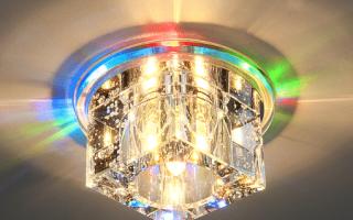 Лампочки для натяжных потолков: светодиодные или энергосберегающие – что лучше
