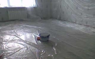 Как подготовить потолок к покраске: последовательность и основные правила выполнения работ