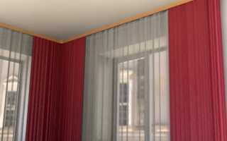 Как выбрать, повесить и спрятать потолочный карниз за плинтус