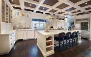 Декоративные потолочные балки: как выбрать и где использовать