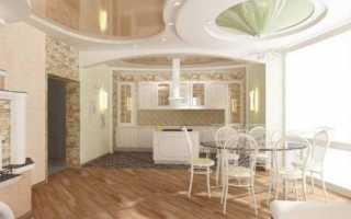 Потолок для кухни: выбираем стильную и практичную отделку