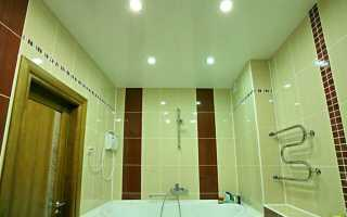Освещение в ванной комнате с натяжным потолком: точечные светильники для натяжных потолков в ванную, потолок с подсветкой, потолочные светодиодные светильники