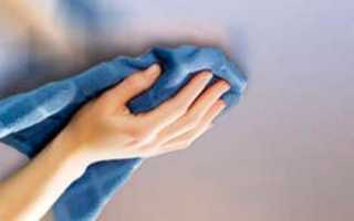 Чем мыть матовые натяжные потолки: главные правила ухода