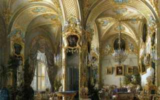 Потолок в интерьере: стили и современные решения
