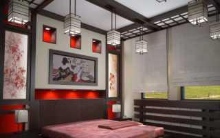 Потолок в японском стиле: натяжные конструкции и самостоятельные решения