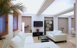 Светопропускающий натяжной потолок: правильный выбор и грамотная установка