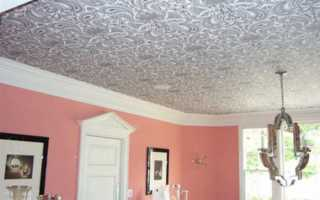 Как клеить флизелин на потолок, преимущества материала под покраску, детали на фото и видео