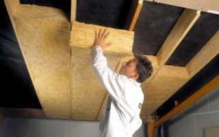 Опилки как утеплитель потолка: выбираем и укладываем теплоизоляцию