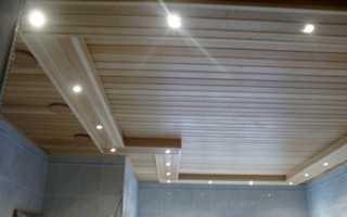 Доска потолочная – какую выбрать для отделки и как правильно подшить ею потолок