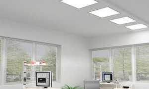 Светодиодные панели потолочные: световые панели, виды, монтаж на потолок, как крепить, закрепить к потолку
