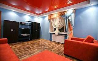 Цвет потолка: секреты сочетания и применения красок в разных помещениях