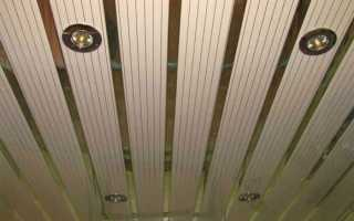 Как сделать монтаж реечного потолка своими руками — технология  устройства, смотрите фотографии и видео