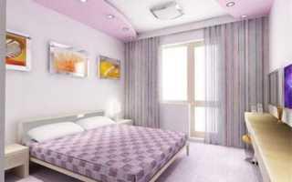 Натяжной потолок в маленькой комнате: один из способов увеличения пространства