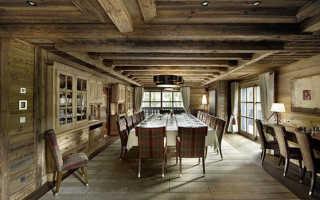 Деревянный потолок в интерьере — плюсы отделки, как подобрать материал и оформить дизайн, фото +видео примеры