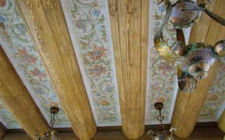 Устройство потолка в деревянном доме, особенности для низких помещений, как правильно сделать перекрытие, подобрать дизайн, смотрите на фото и видео