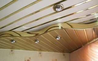 Алюминиевые потолки: варианты применения и технология монтажа