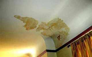 Как и чем заделывать швы на потолке – устраняем трещины и неровности
