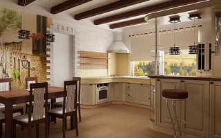 Потолок в стиле «Прованс»: советы по оформлению и особенности интерьера