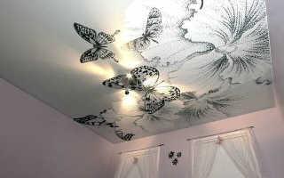 Рисунок на потолке: узоры, что и как можно нарисовать, небо, люстра, трафареты для росписи, как рисовать рисунки цветов, роспись потолка по трафарету