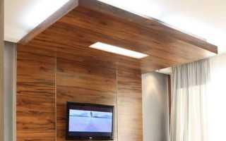 Ламинат на потолок: необычное и практичное применение традиционно напольного покрытия